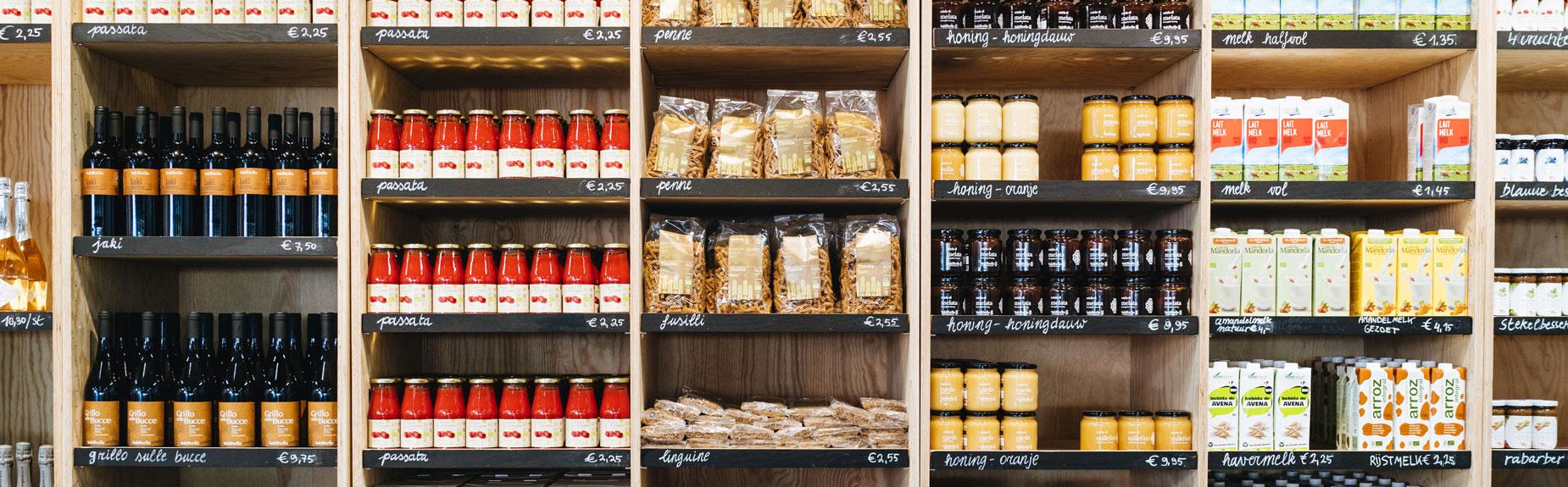 Shop biologische producten in BE O Versmarkt Nevele